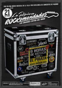 Rockomendados @ La Riviera - Madrid